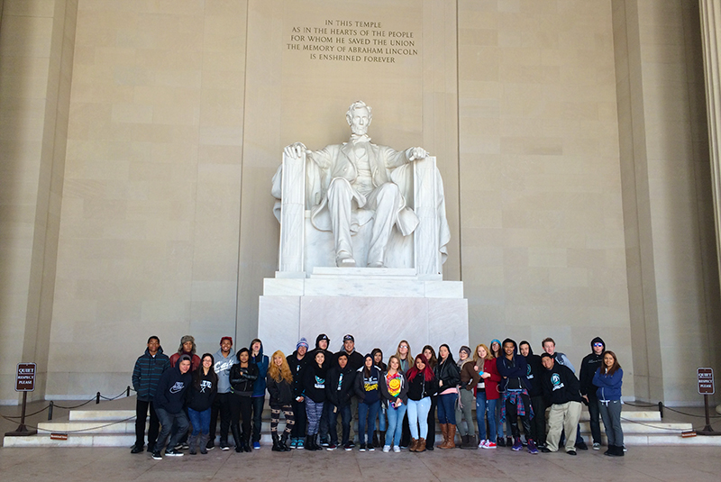 Experiential Learning- Washington DC