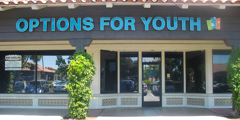 OFY location store front. Contact Us today to learn more!