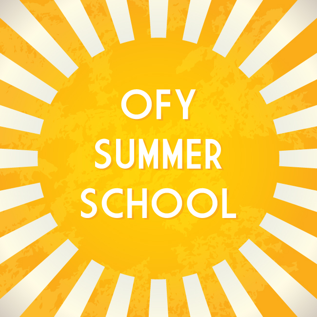 Options for youth online summer school