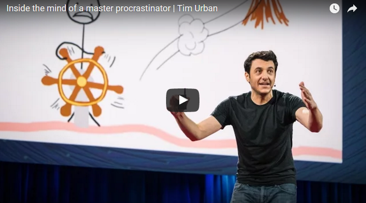 The Monkeys and Monsters of Procrastination