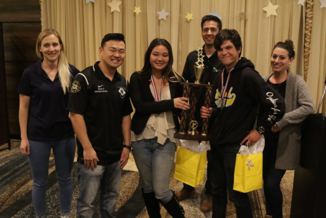 OFY Holds Engineering Design Challenge Finals